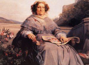 Портрет вдовы Клико