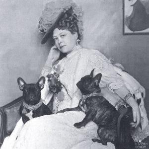 Anna Maria Sacher 1908 300x300 - Вена. Hotel Sacher