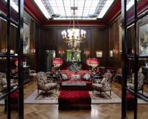 Lobby 300x242 - Вена. Hotel Sacher