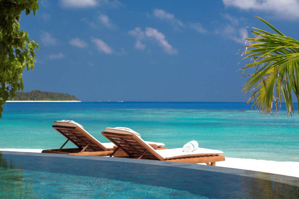 milaidhoo maldives beach pool villa 11 1024x683 - Мальдивы. Свадебный сезон начался