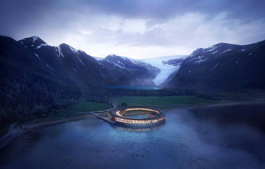 Норвегия экология энергия