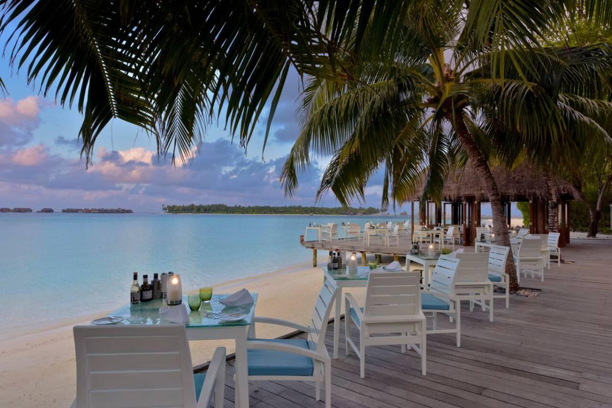 Conrad Maldives Vilu Restaurant2 - Мальдивы. Гастроли итальянского шефа из Москвы