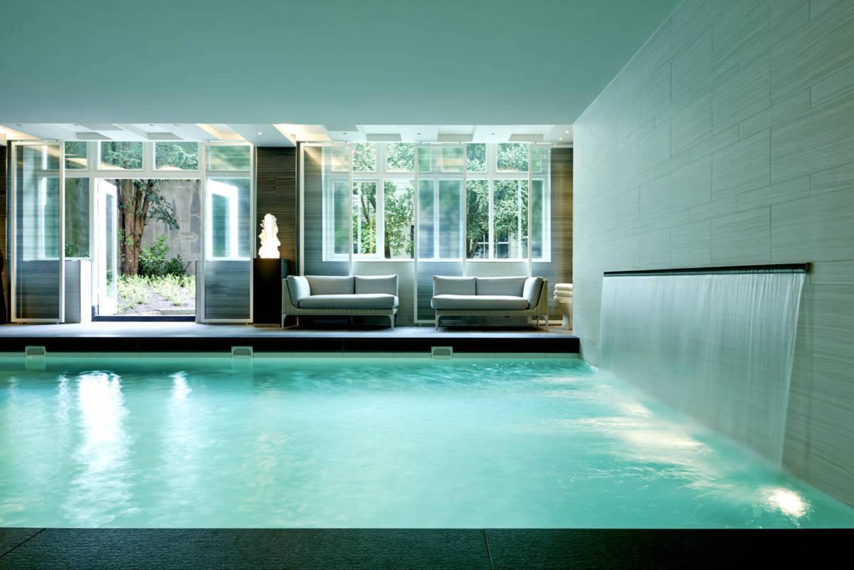 Waldorf Astoria Amsterdam Spa - Весенний заряд. Spa в помощь