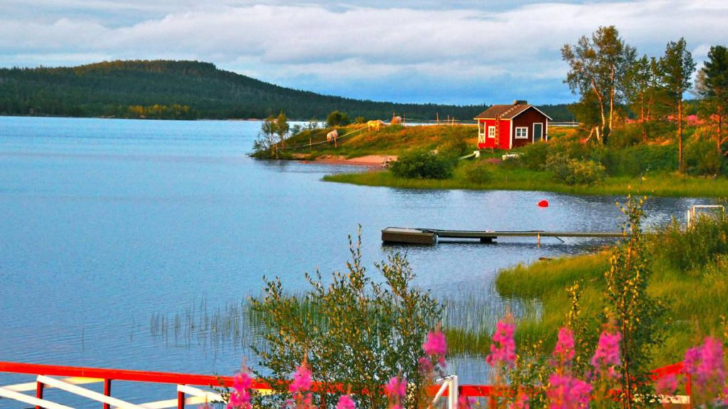 сису, Финляндия