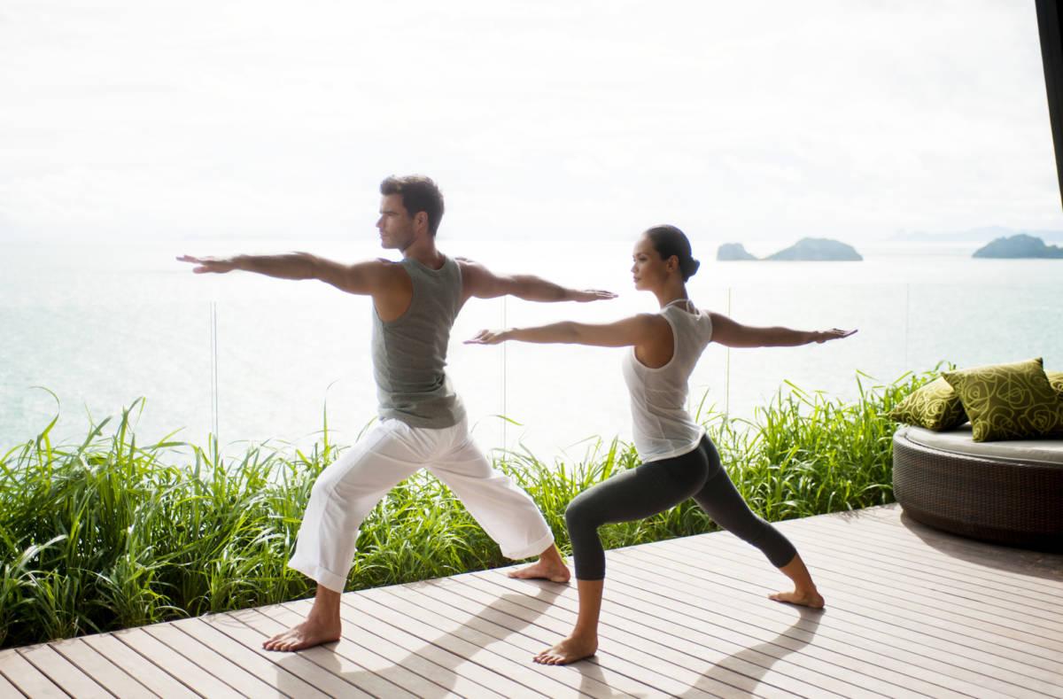 joga1 - Весенний заряд. Spa в помощь