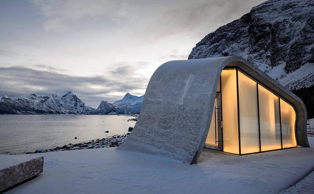 1524733476 171381 69 - Норвегия. Самый стильный туалет мира