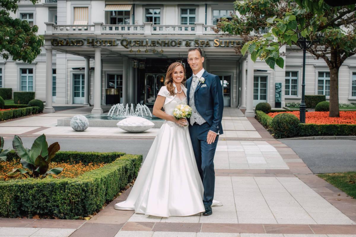 Martina Hingis and Harry Leemann Wedding 1 - Мартина Хингис. Свадьба амбассадора Grand Resort Bad Ragaz