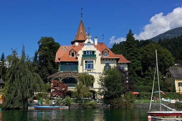 villa verdin - Каринтия. Милльштеттер Зее