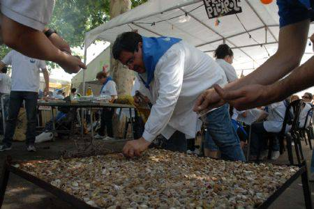 Лерида фестиваль улиток