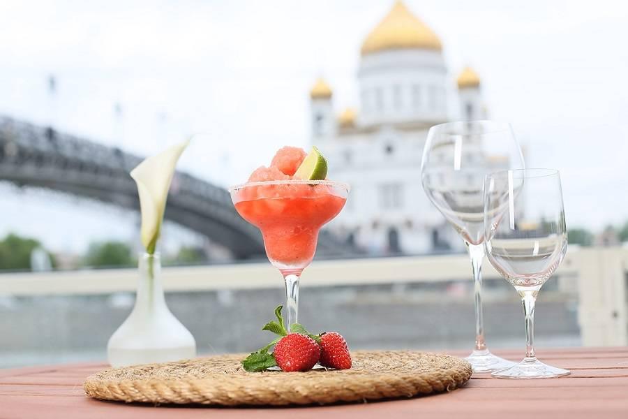 Daikiri strawberry1 - Москва. Лучшие веранды ресторанов