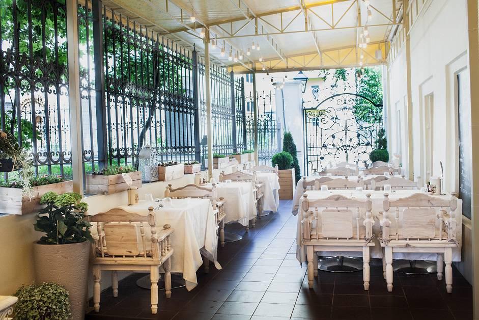 veranda eat khinkali pit vino paytnitskaya - Москва. Лучшие веранды ресторанов