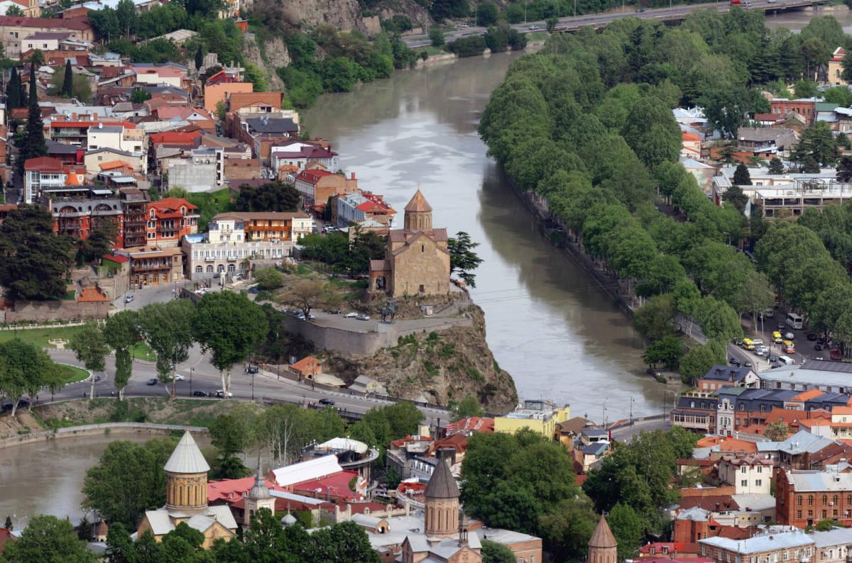 1132 - Тбилиси. Адреса и пароли