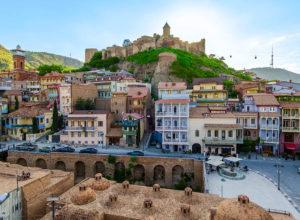 Тбилиси. Адреса и пароли