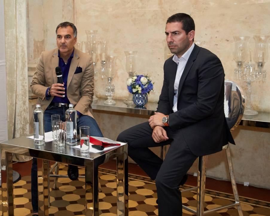 press konferentsiya ANM 3 - Ayia Napa Marina. Кипрнаш?