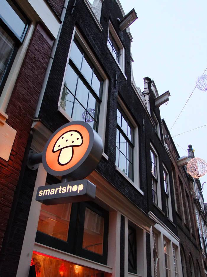 smartshop - Амстердам. Праздник непослушания