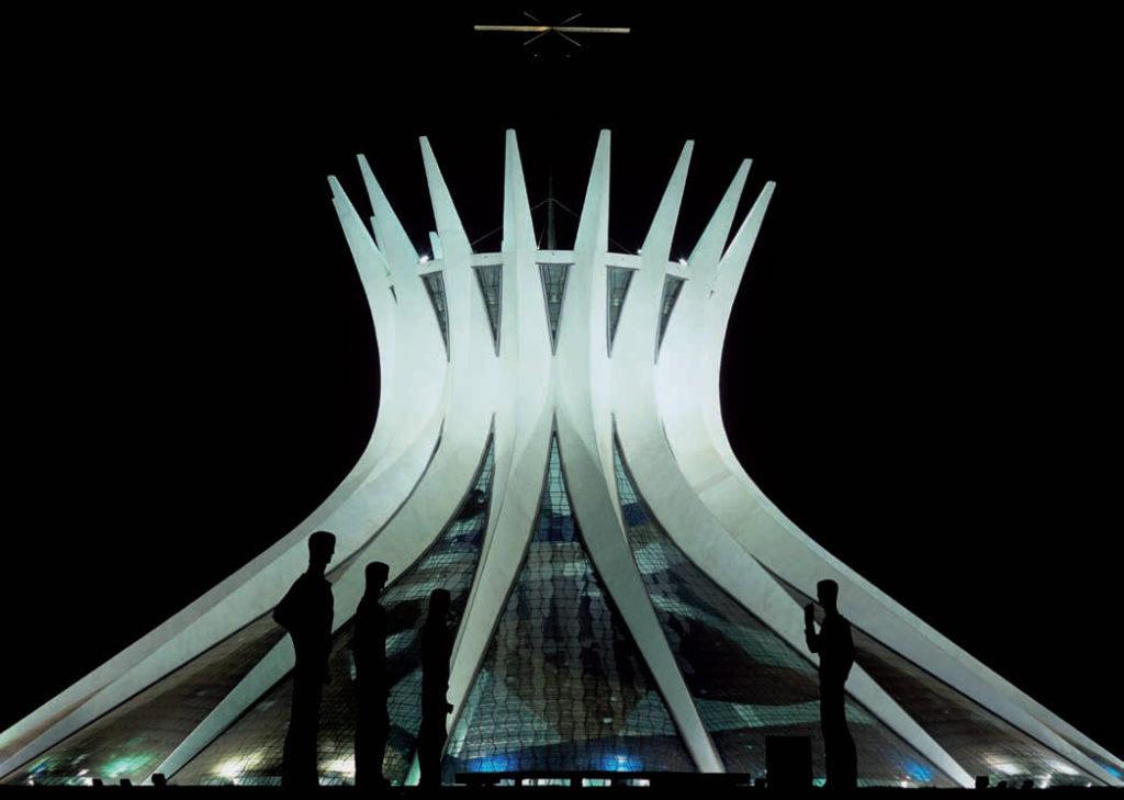 Бразилиа. Кафедральный собор.