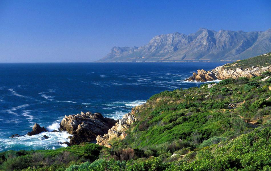 garden route - ЮАР. Гарден Рут