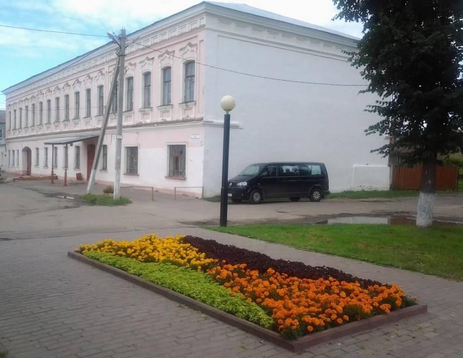muzej bahrushina - Зарайск. Не только огурцы