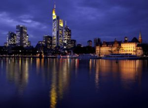Франкфурт. Никакого бизнеса, только личное