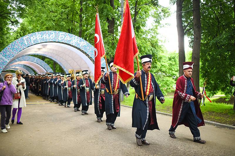 turk - Красная Пресня. Фестиваль Турции в Москве