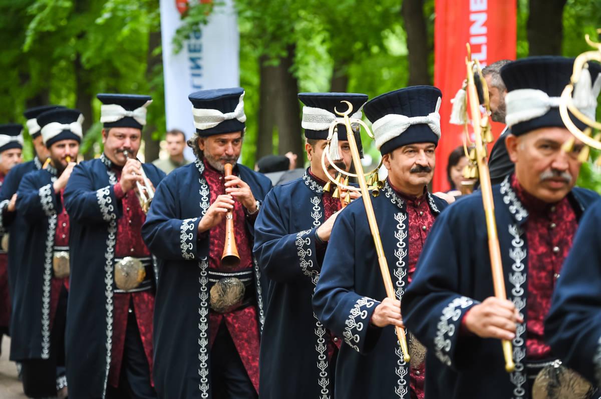 yanychar - Красная Пресня. Фестиваль Турции в Москве