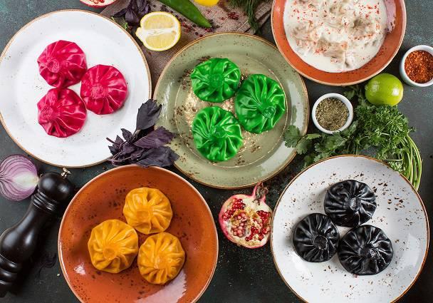 Festival Khinkali Tkemali  - Приглашение на пир