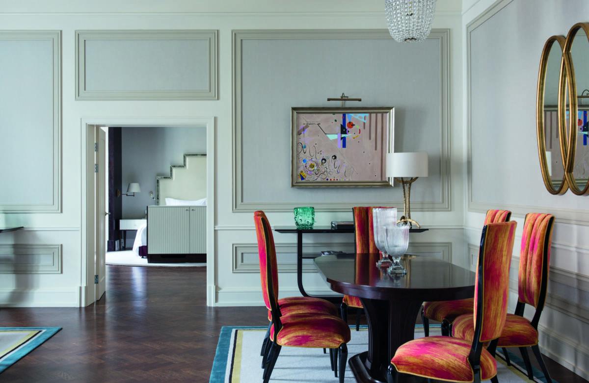 Avant Garde Suites Kandinsky 1 1 - Санкт-Петербург. Гранд Отель Европа