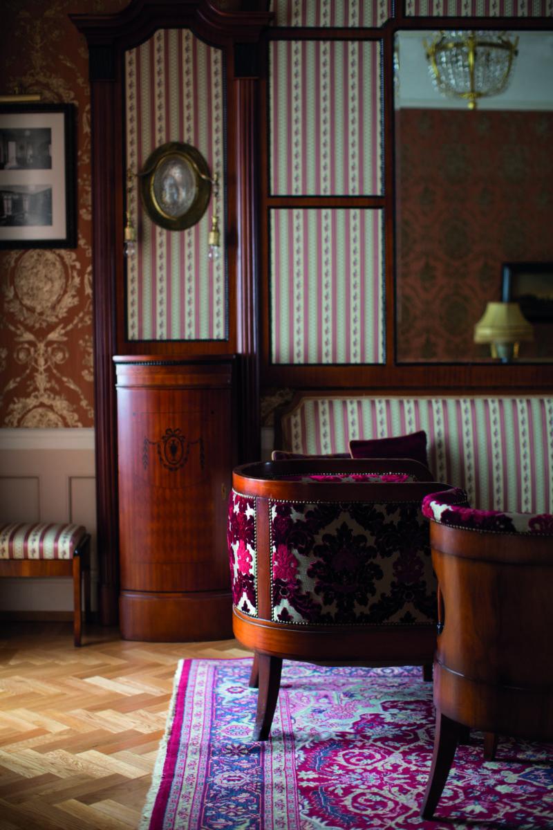 Historic Suite Lidval 1 - Санкт-Петербург. Гранд Отель Европа