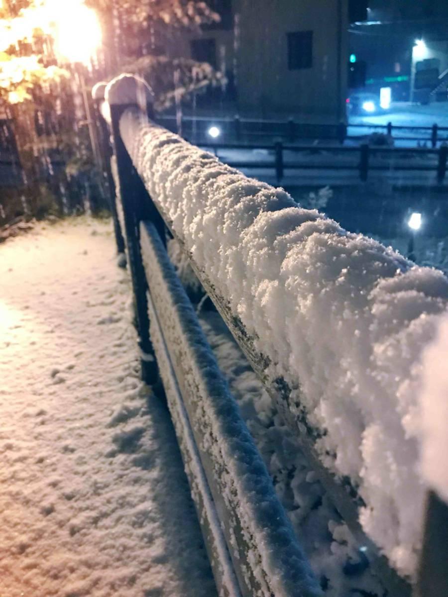 Snowfall Livigno 27 10 18 - Ливиньо. Вставай на лыжи