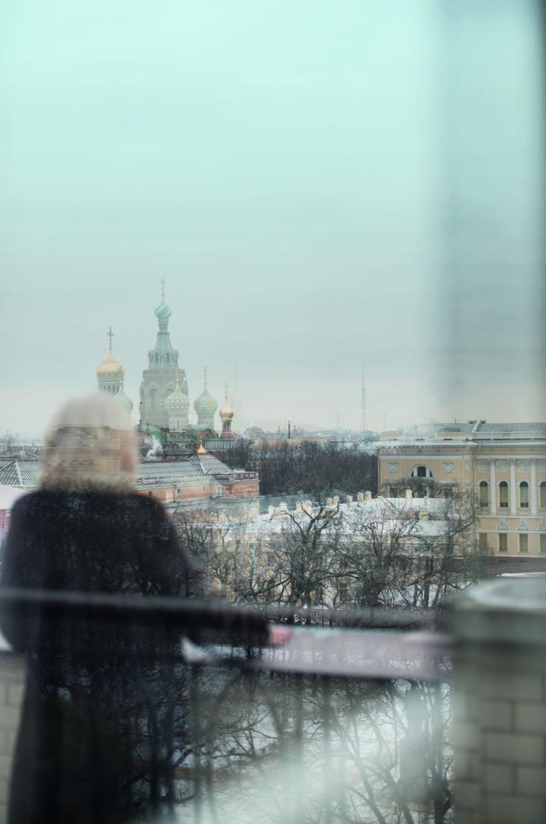 The Mikhailovsky garden - Санкт-Петербург. Гранд Отель Европа