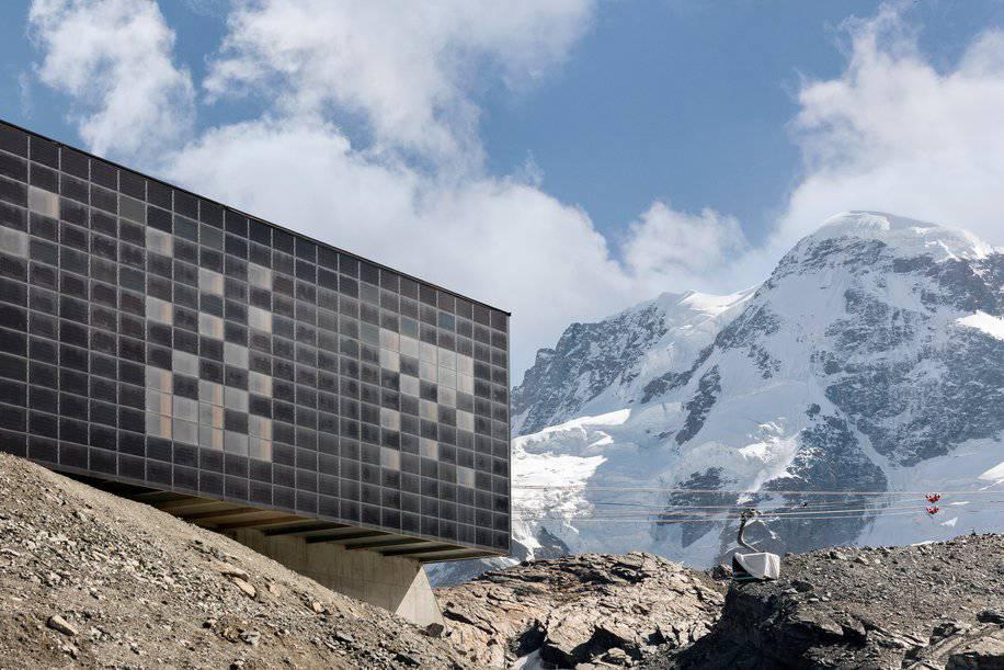 Trockener Steg 5 - Швейцария. Рекорды Церматта