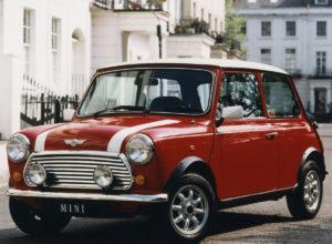Лондон. Экскурсия на Mini Cooper