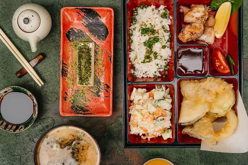 bento box set - Повеселиться, особенно поесть