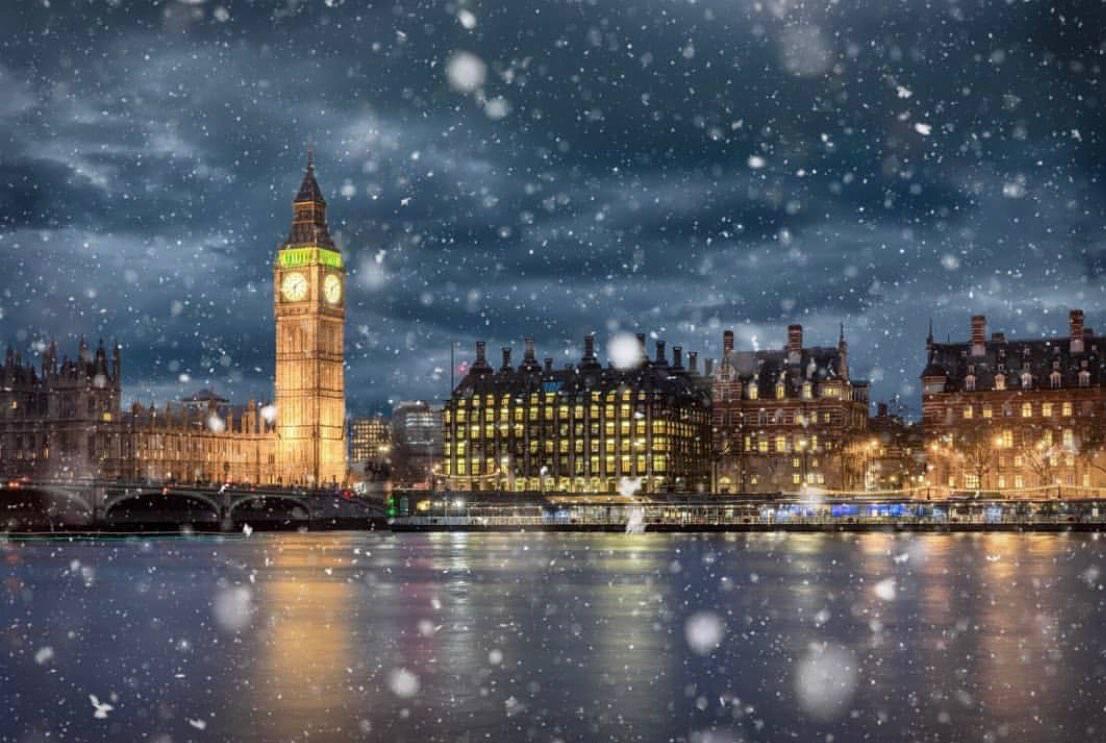 3 - Baglioni Hotel London. Британская зима с итальянским акцентом