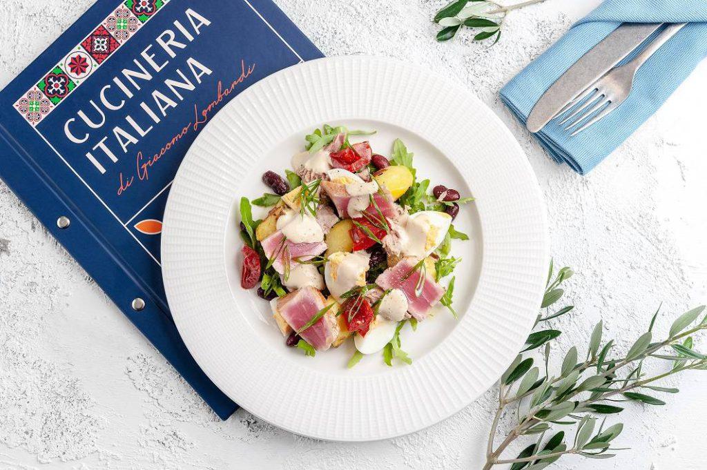 Mama budet rada salat s tunzom 1024x681 - Декабрь. Новые рестораны Москвы