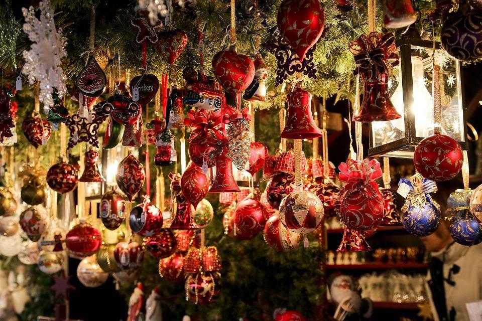 Novogodnie ukrasheniya - Рождественская ярмарка. Маленькая Франция в Москве