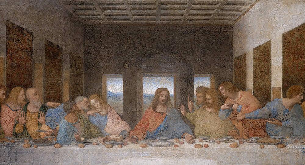 1 23 - Милан. Памяти Леонардо