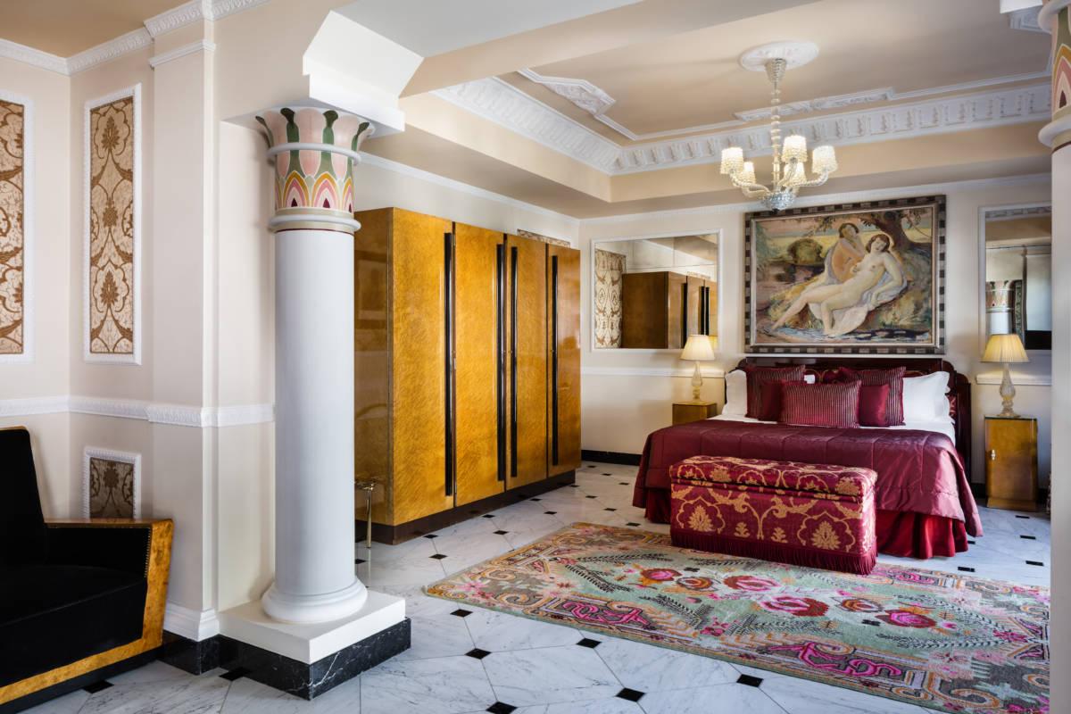 3Baglioni Hotel Carlton Milano Art Deco Suite DiegoDePol - Милан. Памяти Леонардо