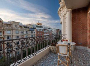 Мадрид. Открытие BLESS Collection Hotel