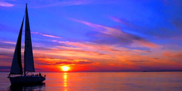 sunset - Северные Марианские острова. Вечное лето