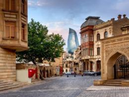 Азербайджан. Весне навстречу