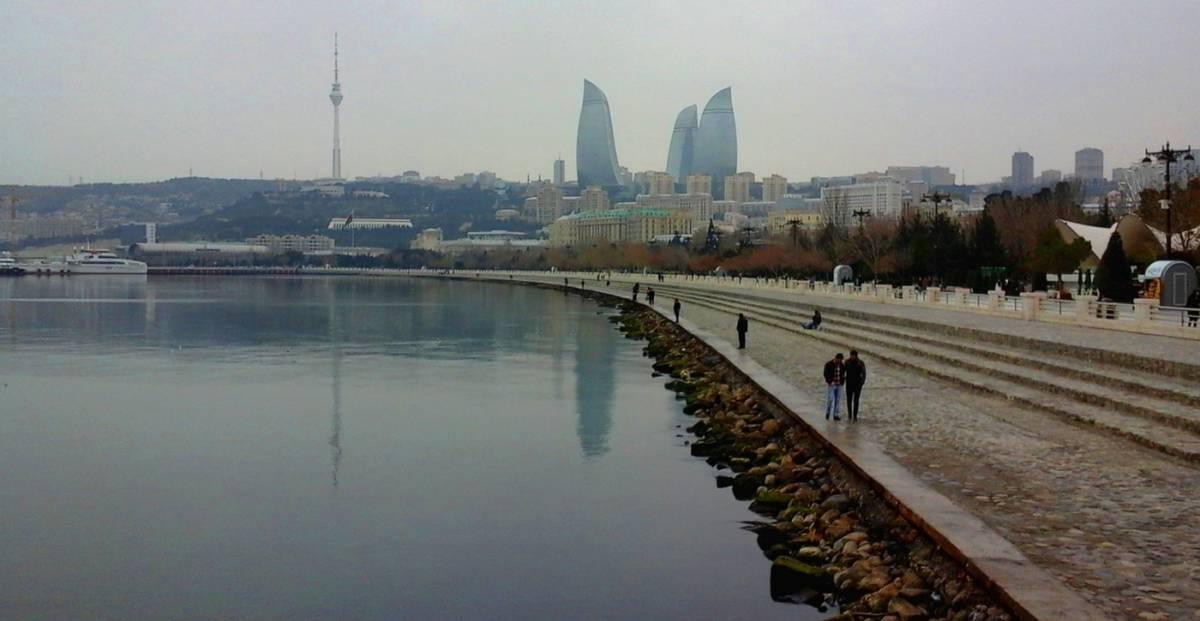 5830032 xlarge - Азербайджан. Весне навстречу