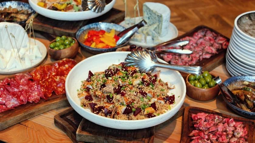 Branch salaty i zakuski - Москва. Где пробовать лучшие завтраки