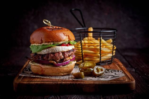 Burger iz kabana - Февраль. Новые рестораны Москвы