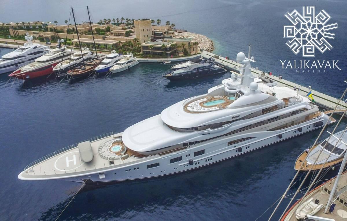 wQu9yKB1 - Выставка яхт в Дубае. Yalıkavak Marina