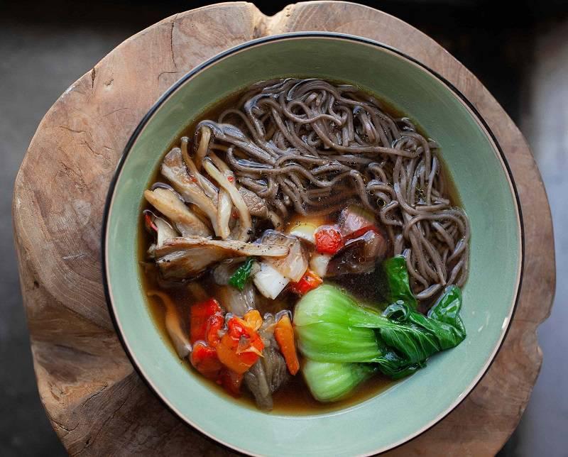 Soup buckwheat Remy - Великий пост. Где пробовать правильные блюда