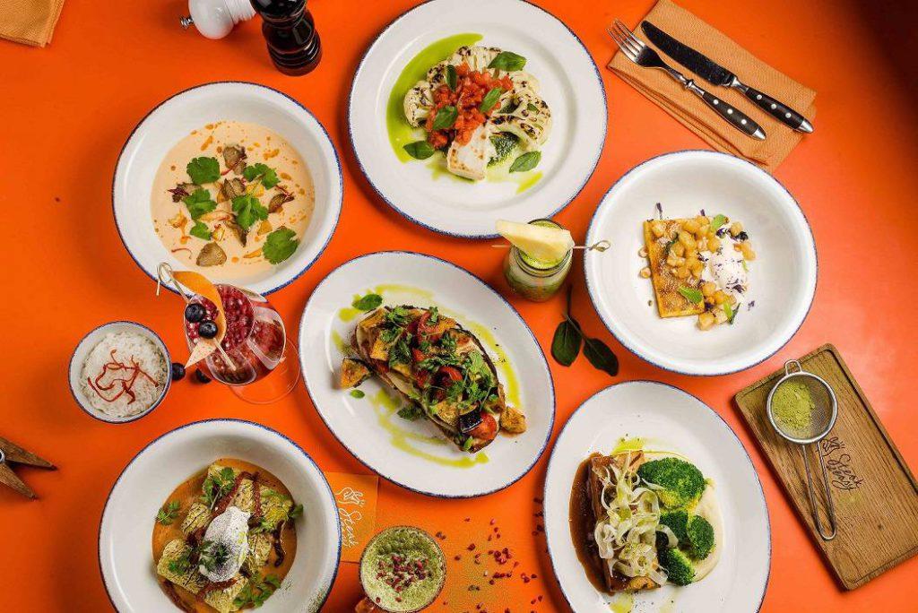 Steak it Easy postnoe menu 1024x684 - Великий пост. Где пробовать правильные блюда