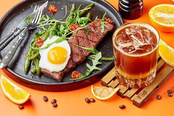 Steak it Easy steik zavtraki - Весне навстречу