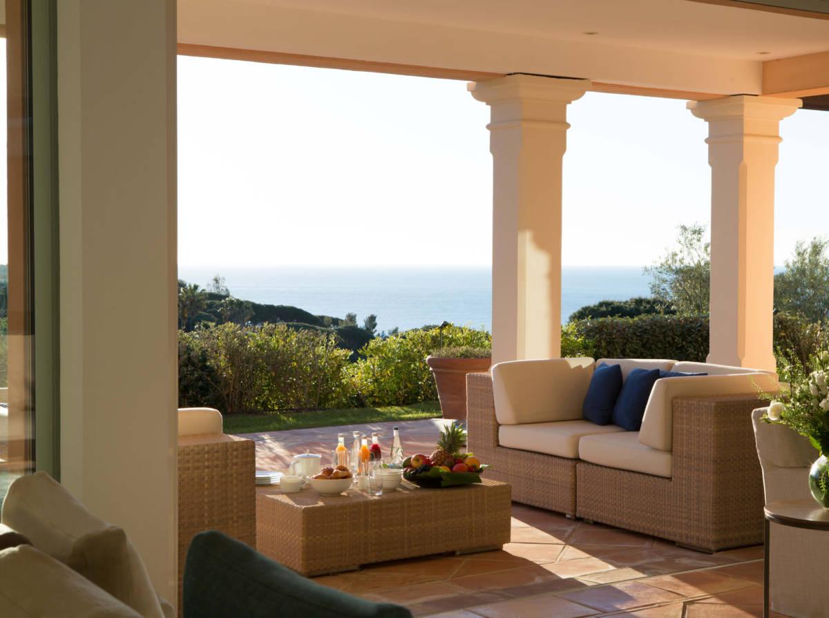Villa 11 La Reserve Ramatuelle Terrace - La Réserve Ramatuelle. Ночи в подарок
