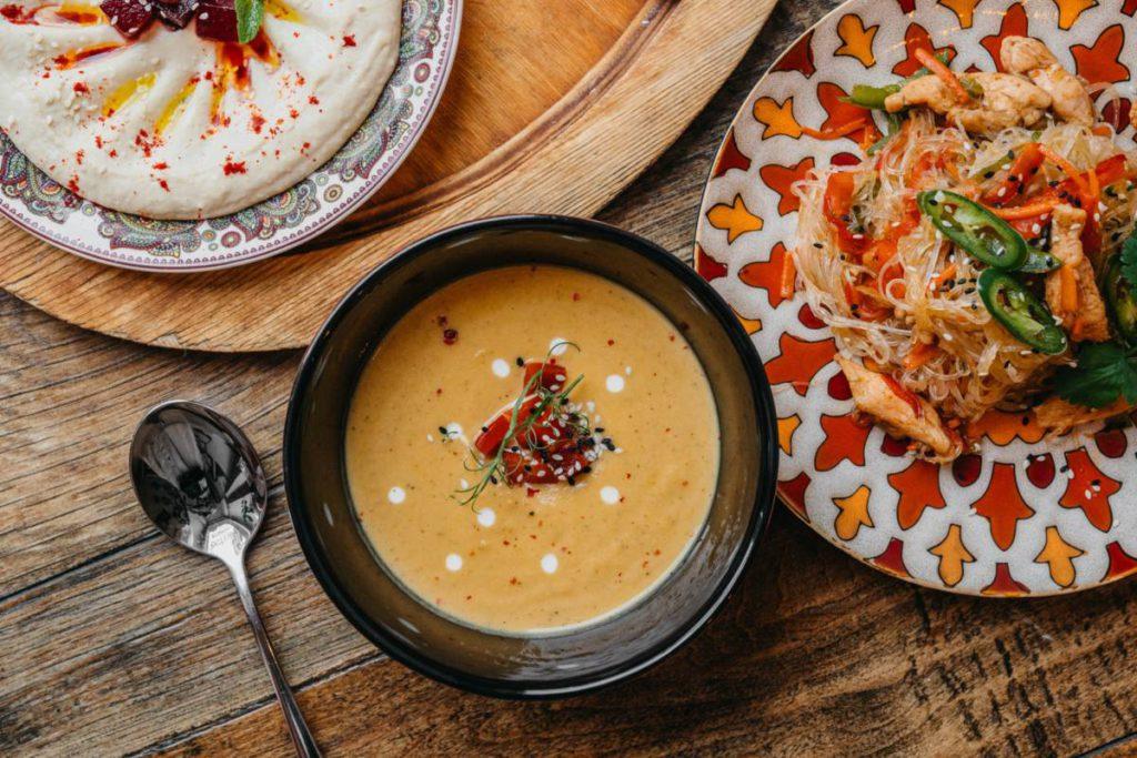 cream soup batat 1024x683 - Весне навстречу